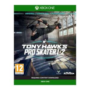 [Xbox One] Tony Hawk's Pro Skater 1 + 2 - £19.95 delivered @ The Game Collection