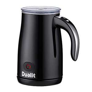 Dualit 84135 Triple Function-Heat Milk, Make hot/Cold Froth in 70 Seconds, Plastic, Black £34.99 @ Amazon