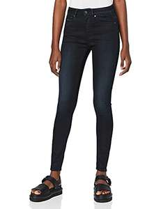G-STAR RAW Women's 3301 high waist skinny Jeans Now £9 Free delivery with Prime (£4.49 Non Prime) @ Amazon