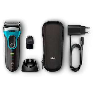 Braun Series 3 ProSkin 3080s Rechargeable Wet & Dry Electric Shaver plus charging stand - £50 Delivered @ Boots
