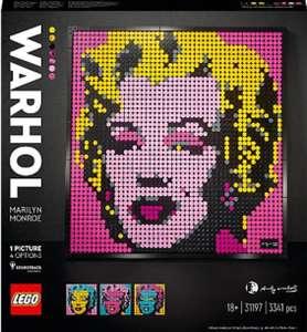 LEGO Art 31197 Andy Warhol £79.97 (Free click & collect) @ George (Asda)