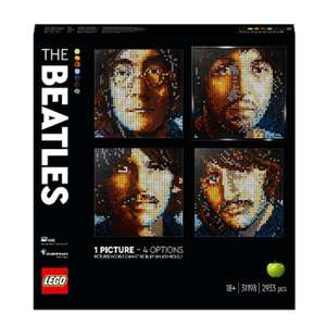LEGO 31198 Art The Beatles £80 (Free click & collect) @ George (Asda)
