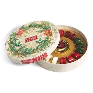 Tea Light Delight Gift Set £16.94 delivered @ Yankee Candle