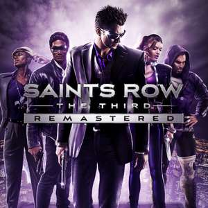 Saints Row The Third Remastered [Xbox One with free Series X/S Optimisation Upgrade] £6.15 @ Xbox Store Brazil