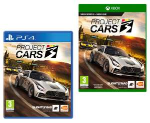 Project Cars 3 (PS4 / Xbox One) - £9.97 delivered @ Currys PC World