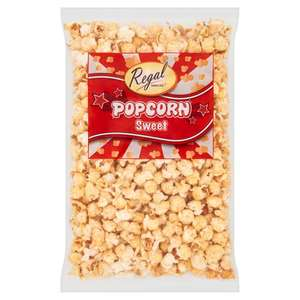 Regal Popcorn Cinema Sweet 65p instore @ Asda Watford