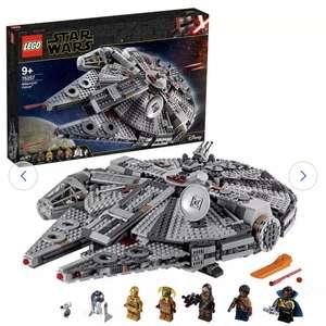 LEGO Star Wars Millennium Falcon Building Set - 75257 @ Argos £112.50