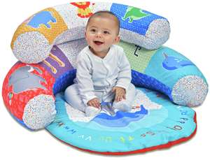 Chad Valley Baby A-Z Animals Nest - Bright's A-Z £15 (Free Click & Collect / £3.95 Delivery) @ Argos