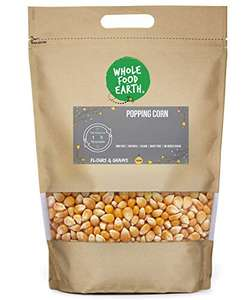 1kg popping corn £1.98 prime / £5.98 non prime (£1.49 subscribe and save) @ Amazon