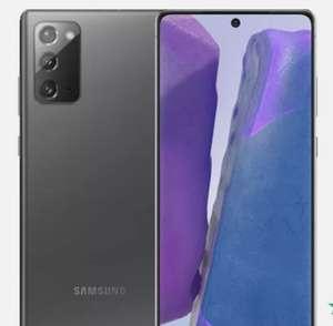 Samsung Galaxy Note 20 256GB Unlocked Grey Smartphone In Pristine Refurbished Condition - £471.74 @ Music Magpie / Ebay