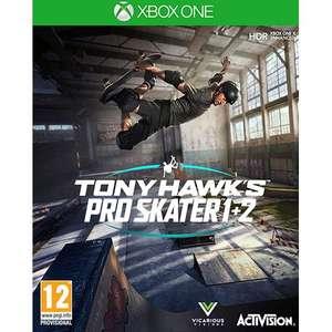 Tony Hawk's Pro Skater 1 & 2 Xbox one £15 (UK Mainland) @ Ao.com