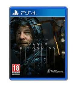 Death Stranding PS4 - £4 in store at Tesco (appears to be national)