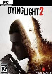 Dying Light 2 Stay Human, PC Pre-Order (Steam) - £32.99 @ CDKeys