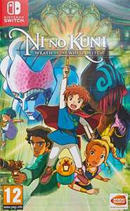 Ni No Kuni: Wrath Of The White Witch (Switch) £16.44 (+£4.49 NP) Delivered @ Amazon