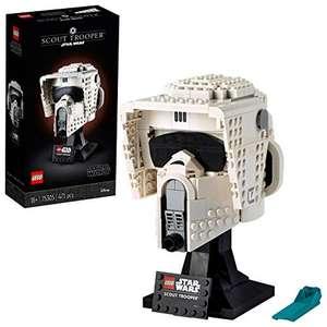 LEGO 75305 Star Wars Scout Trooper Helmet Building Set for Adults - £32.19 delivered @ Amazon
