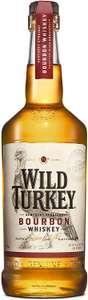 Wild Turkey Kentucky Straight Bourbon Whiskey 70cl 40.5% ABV £14.51 (+£4.49 nonPrime) at Amazon