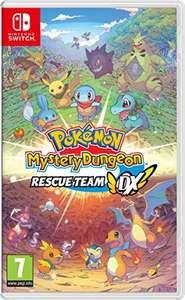 Pokemon Mystery Dungeon: Rescue Team DX (Nintendo Switch) £33 @ Amazon