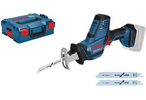 Bosch Professional GSA 18 V - LI C Cordless Sabre Saw - bare - L - Boxx - £101.92 @ Amazon