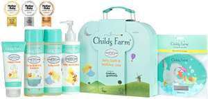 Childs Farm Baby Gifting Suitcase £10.91 (+£4.49 nonPrime) at Amazon