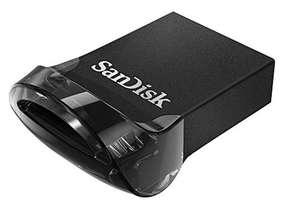 SanDisk Ultra Fit USB 3.1 Flash Drive Up to 130 MB/s Read - Black, 256GB £20.84 @ Amazon