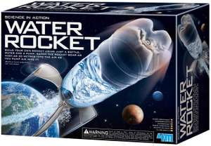 Science in Action 4M Water Rocket £9.02 (+£4.49 nonPrime) at Amazon