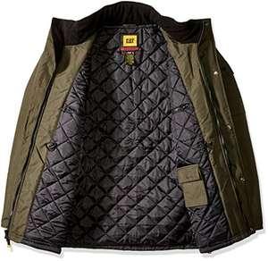 Caterpillar Mens Heavy Insulated Parka Outerwear - Black 2XL £52.48 @ Amazon