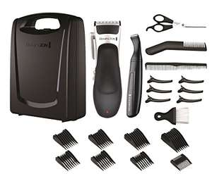 Remington Stylist Hair Clippers, Cordless Use with 8 Comb Lengths and Detail Trimmer £16.93 Prime (+£4.49 NP) @ Amazon