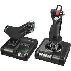 Logitech Saitek X52 Pro Flight Control System PC £116.46 @ Amazon