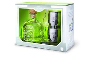 Patron Silver Tequila Jalisco Mule Cocktail Gift Pack, 70 cl £23.85 @ Amazon