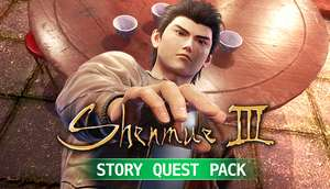 Shenmue III - DLC1 Story Quest Pack PC £1.91 @ steam