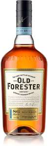 Old Forester Bourbon Whisky, 1 x 700ml £12.38 Prime (+£4.49 NP) @ Amazon