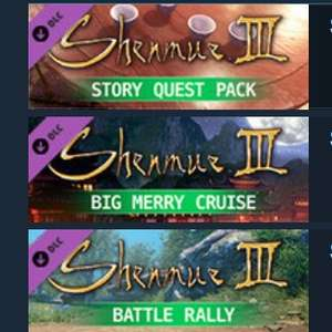 Shenmue 3 Season Pass bundle pc £4.93 @ steam