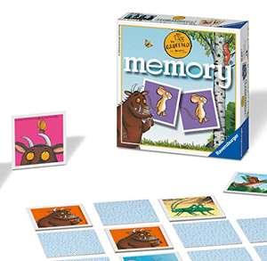 Ravensburger The Gruffalo Mini Memory Game £1.17 (+£4.49 non-prime) @ Amazon