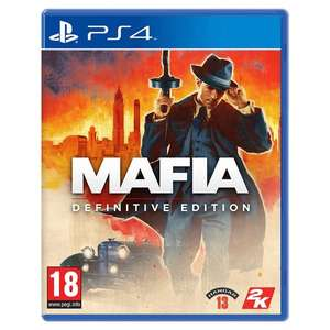 [PS4] Mafia: Definitive Edition - £10 (Free C&C Only) @ Smyths