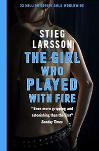 The Girl Who Played With Fire: A Dragon Tattoo story (Millennium Series Book 2) Kindle Edition 99p @ Amazon