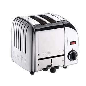 Dualit Classic 2 Slice Vario Toaster - Stainless steel £92.85 @ Amazon
