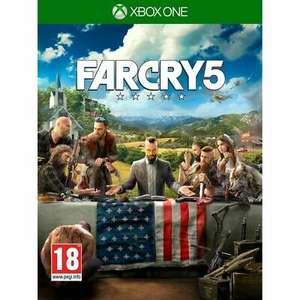 Far Cry 5 (Xbox One) £8 (UK Mainland) at AO / ebay