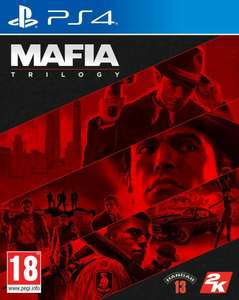 Mafia Trilogy (PS4/Xbox One Game) - £16.99 + £3 Click And Collect (free on orders over £30) @ Very