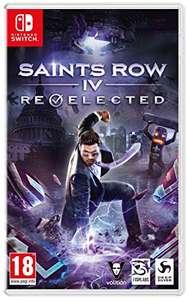 Saints Row IV: Re-Elected for the Nintendo Switch - £14.99 Prime / +£2.99 non Prime @ Amazon