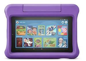 Amazon Fire 7 Kids Edition 16GB Tablet with Kid Proof Case £69.96 + £5.95 P&P @ QVC