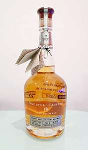 Woodford Reserve Masters Collection Classic Malt Whisky, 70cl - £79.71 @ Amazon