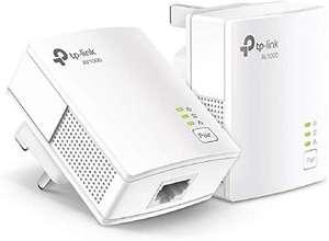 TP-Link TL-PA717 KIT 1-Port Gigabit Powerline Starter Kit, Data Transfer Speed Up to 1000 Mbps £28.90 at Amazon