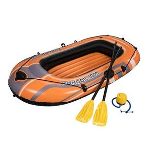 Bestway Kondor 2000 Inflatable Boat Set With Oars & Pump £29.99 @ Camping World