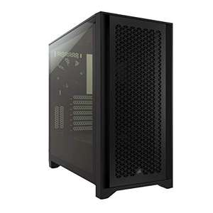 Corsair 4000D Airflow Tempered Glass Mid-Tower ATX PC Case £69.98 Amazon