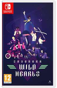 Sayonara Wild Hearts for Nintendo Switch £9.85 @ Base