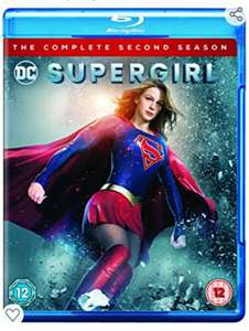 Supergirl season 2 bluray £4.47 (+£2.99 nonPrime) Dispatches from Amazon Sold by A ENTERTAINMENT