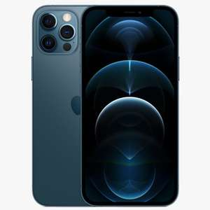 iPhone 12 Pro 512 GB (All Colours) Plus 40GB Unlimited Texts And Minutes SIM £46 Per Month For 24 Months -Total £1,104 @ SKY