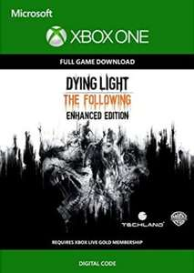 Dying Light: The Following Enhanced Edition [Xbox One / Series X/S - Argentina via VPN] £11.77 using code @ Eneba / World Trader