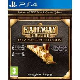 Railway Empire - Complete Collection PS4 - £9.95 @ The Game Collection