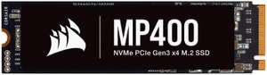 Corsair MP400 1TB Gen3 PCIe x4, NVMe M.2 SSD £91 sold by Amazon US at Amazon (UK Mainland)